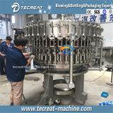 Soda dulce Máquina Tapadora de llenado de agua