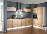 Gabinete de cozinha do PVC e projeto modular do gabinete de cozinha