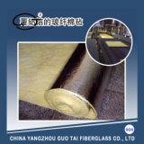 Estera de las lanas de la fibra de vidrio del material de aislante termal de la alta calidad para el Sonido-Absorbtion