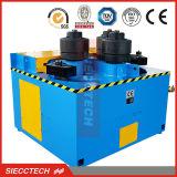 De de hydraulische Buigmachine van de Sectie/Staaf van het Staal om Buigende Machine (W24S reeks)
