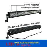 Luz impermeable 10-30 V LED campo a través de la barra de la barra ligera LED del LED que trabaja la barra ligera