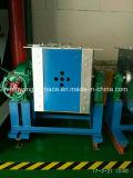 実験のために溶融炉(GW-50KG)