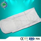 Quotidiennement serviettes hygiéniques pures organiques ultra minces de coton