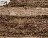 Horizontales Chenillegewebe des Streifen-2016 für Sofa-Gewebe (FTH31002C)