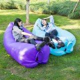Кровать софы воздуха ленивой софы варочных мешков 260*70 Cm раздувная