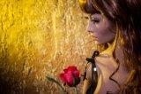 Amour attrayant chaud sexy de poupées d'amour faisant à bande le squelette matériel d'acier inoxydable