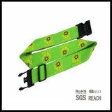 Pulgada del equipaje de la correa de la maleta del bloqueo ajustable tejido de lujo 68 de la correa '