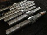 Beweis maschinell bearbeitete Metallschmieden-Gang-Welle