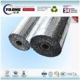 Double/simple matériau d'isolation r3fléchissant de bulle de papier d'aluminium