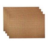 8X8 textile classique Placemat pour la maison et le restaurant