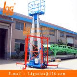 Plataforma de trabajo móvil del mástil aéreo de la aleación de aluminio (GTWY12-200SB)