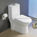 Sanitaire Waren van het Toilet van de goede Kwaliteit de Ééndelige