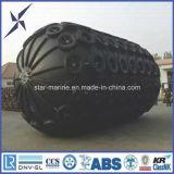 CCSおよびISOの横浜浮遊泡が充填されたゴム製フェンダー