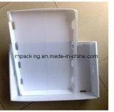 Меньшяя коробка упаковки PP размера с печатание/пластичным серым цветом голубой черноты коробки 3mm 4mm 5mm содержания магазина