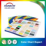 Tableau de couleur personnalisé à impression côté style