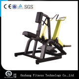Máquina ISO-Lateral carregada placa OS-A008 de Glute do equipamento da ginástica da aptidão