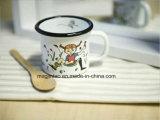 Caneca do esmalte para o café para a caneca de cerveja do leite para a fábrica do esmalte do presente