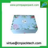 호화스러운 디자인 메이크업 크림 장식용 향수 종이 선물 상자