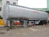 Del combustibile dell'autocisterna rimorchio liquido 42000L - 6 semi