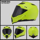 オートバイのための交差道路のヘルメットのモーターバイクのヘルメットの安全。 Dirtbike