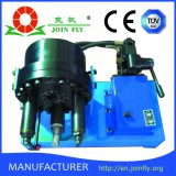 Machine sertissante de boyau hydraulique manuel en caoutchouc à haute pression de pipe (JKS160)