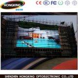 P10 parede ao ar livre do vídeo do diodo emissor de luz da cor cheia da varredura da alta qualidade 1/2