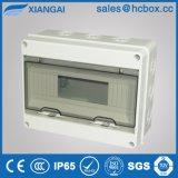 Boîtier de distribution étanche du boîtier électrique boîte à bornes IP65case Hc-Ht 12façons