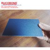 El panel de aluminio de la base de la talla de Customerized con la capa de PVDF