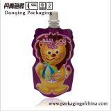 Danqingの一義的な整形袋、カスタム飲み物Doypack