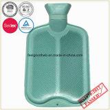 Botella de agua caliente de goma