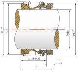 Gebrüll-mechanische Dichtungs-Pumpen-Dichtung des Elastomer-Kl109-80 (Adler Burgmann MG1 Typ)