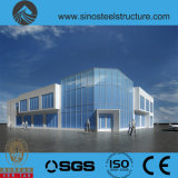 Ce ISO BV SGS Pre-Engineered стальные конструкции склада (TRD-089)