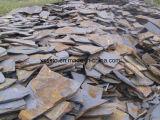 De natuurlijke Lei van de Straatsteen betegelt Goedkope Flagstone voor Bevloering