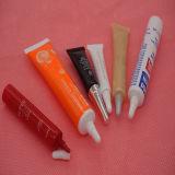 Apretó Eyecream plástico tubo, tubo de protección solar