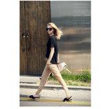 Premium бамбук хлопок женские блуза дистрибьютора