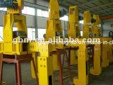 Crochet 20 tonnes C pour levage en acier