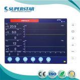 2018 China novo hospital de Equipamentos Médicos Ventilator UTI médica Máquina Ventilador S1100