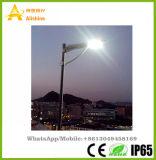 5 anni della garanzia 60W di indicatore luminoso esterno della via solare Integrated