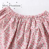 100% algodão atacado moda infantil vestuário saia meninas para o verão
