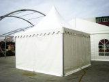 De openlucht 5X5m Draagbare Tent van de Pagode van de Luifel van Yurt van het Aluminium