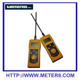 Messinstrument der Feuchtigkeits-DM300 mit 4 der digitalen LCD Bildschirmanzeige