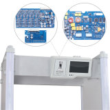 3D porta infravermelha do detetor de metais do nível de segurança do projeto 100