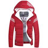 Изготовленный на заказ мужчина резвится куртка Windbreaker вскользь с крышкой