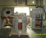 forno di fusione industriale di induzione elettrica 500kg per Farbrication d'acciaio