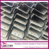 China de alta qualidade fabricou aço galvanizado Z Purlin