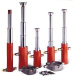Cylindre pour la route des équipements de service Service routier de vérins hydrauliques