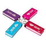 가장 새로운 플라스틱 USB 섬광 드라이브