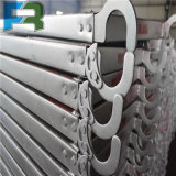 La planche d'acier d'échafaudage de prix usine