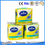 Tanzania Popular Women/Lady/Female Sanitary Napkins mit Mint Herbal