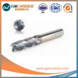 Fresa vertical de carboneto atraente HRC60 Final Mill